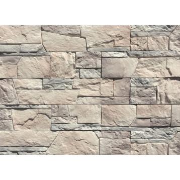 Безенгийская стена, декоративная бетонная плитка