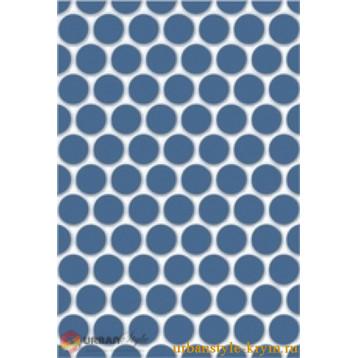 Блэйз 2Т синий, 27,5х40 керамин плитка настенная