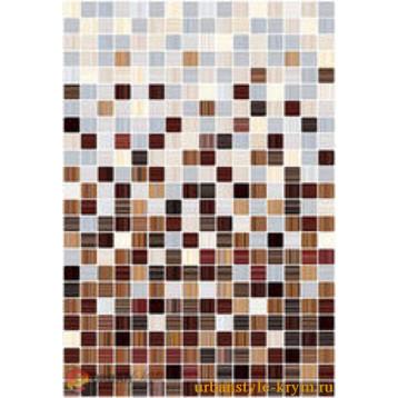 Гламур 3С микс, 27,5х40 керамин плитка настенная