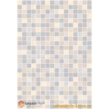Гламур 7С белый, 27,5х40 керамин плитка настенная