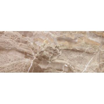 Анталия коричневый 20х50 березакерамика плитка настенная