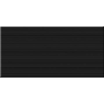 Ночь черный 25х50 березакерамика плитка настенная