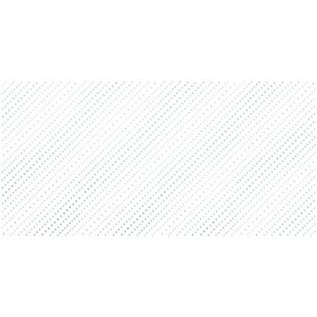 Confetti Blanco alta-cera 25х50 декор