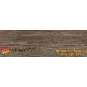 Finewood темно-коричневый cersanit 18,5х59,8,  керамогранит глазурованный