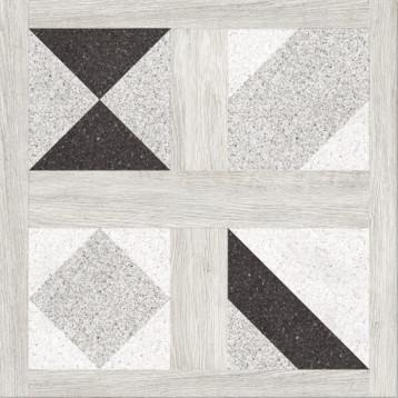 Florence пэчворк, геометрия, многоцветный Cersanit 42х42, глазурованный керамогранит