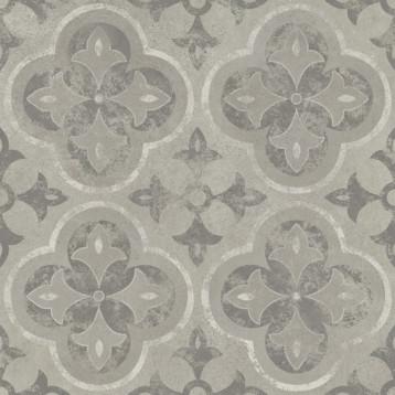Soul, пэчворк, серый, Cersanit 42х42, глазурованный керамогранит