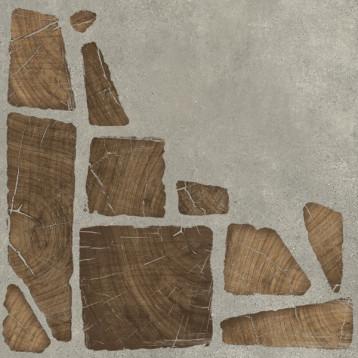 Woodland, серый, Cersanit 42х42, глазурованный керамогранит