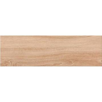 Yasmin коричневый cersanit 18,5х59,8, керамогранит глазурованный
