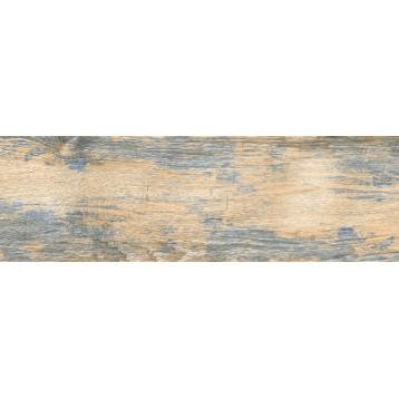 Colorwood многоцветный trendy wood cersanit 18,5х59,8, керамогранит глазурованный