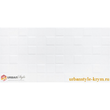 Astrid белый lb-ceramics 20х40, плитка настенная