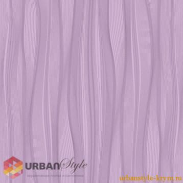 Batik фиолетовый 43х43 intercerama, плитка настенная