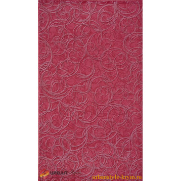 Brina розовый 23х40 intercerama плитка настенная