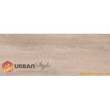 Dolorian темно коричневый 23x60 intercerama плитка настенная