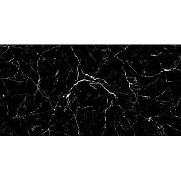 Black Marble 60х120, обрезной глазурованный керамогранит