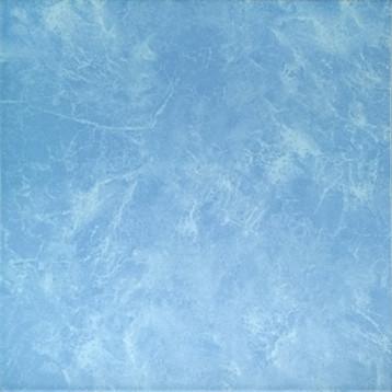 Мрамор голубой 34,5х34,5 Kerabel, плитка напольная