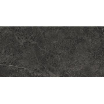 Spanish Black 60x120GR глянцевый черный, обрезной глазурованный керамогранит