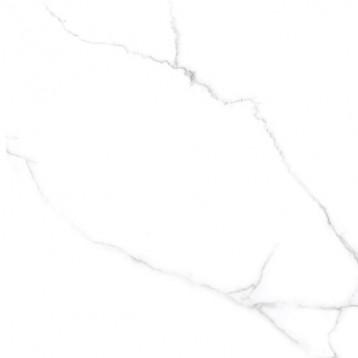 Atlantic White 60x60 матовый белый, обрезной глазурованный керамогранит