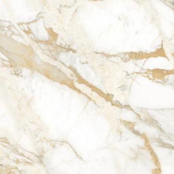 Calacatta Oro 60x60 матовый золотой , обрезной глазурованный керамогранит