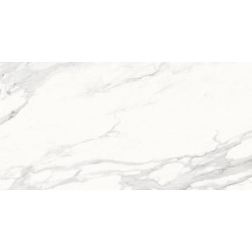 Calacatta Superb 60x120 PR полированный белый , обрезной глазурованный керамогранит