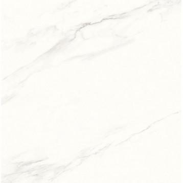 Calacatta Superb 60x60 матовый белый, обрезной глазурованный керамогранит