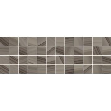 Agat кофейный Laparet 20х60, настенная мозаика