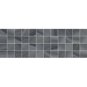 Agat серый Laparet 20х60, настенная мозаика