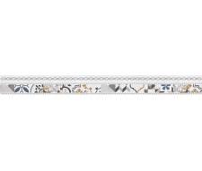 Alabama серый микс Laparet 6х60, настенный бордюр