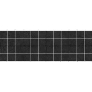 Alabama черный Laparet 20х60, настенная мозаика