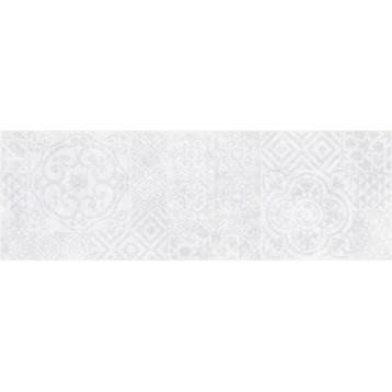 Alabama серый узор Laparet 20х60, плитка настенная