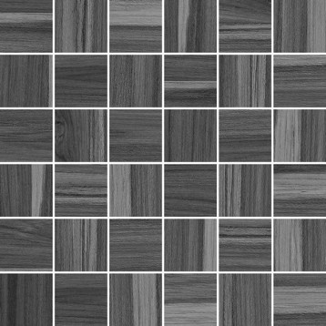Blackwood черный  Laparet 30х30, настенная мозаика