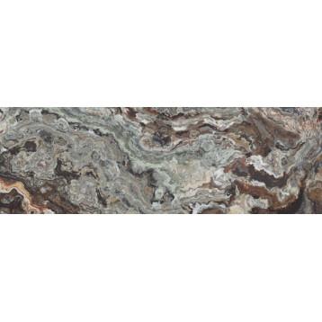 Brouni коричневый Laparet 25х75, настенная плитка