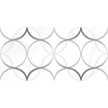 Crystal resonanse белый Laparet 30х60, настенный декор