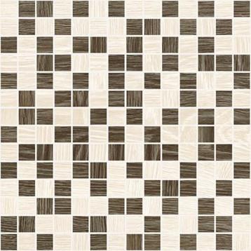 Genesis коричнево-бежевый Laparet 30х30, настенная мозаика