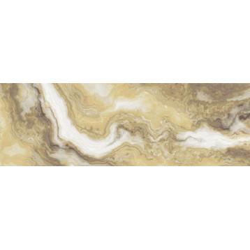 Honey бежевый Laparet 25х75, настенная плитка