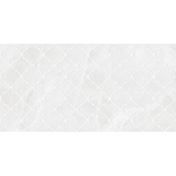 Plazma nuance белый Laparet 30х60, настенный декор