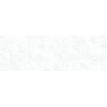 Royal белый Laparet 20х60, настенная мозаика