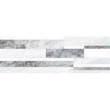 Royal серый микс Laparet 20х60, плитка настенная