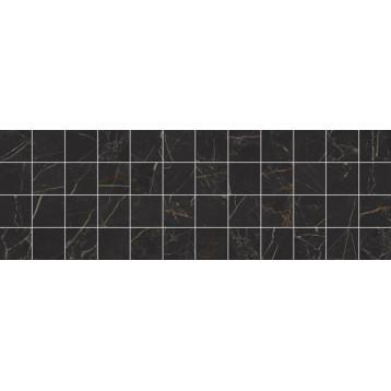 Royal черный Laparet 20х60, настенная мозаика