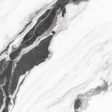 Silver белый 60x60 Laparet, обрезной глазурованный керамогранит