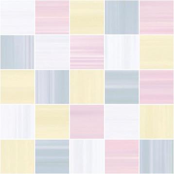 Spring микс Laparet 25х25, настенная мозаика