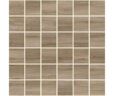 Timber коричневый Laparet 30х30, настенная мозаика
