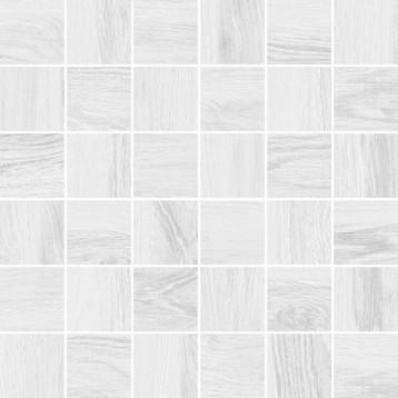 Forest белый Laparet 30х30, настенная мозаика