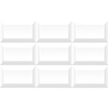 Coffee Break Snow White 25х40, настенная плитка