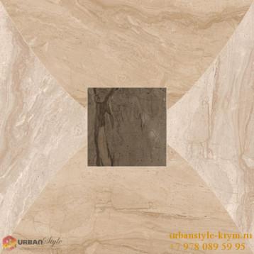Венеция Сан-Марко 45x45 ColiseumGres, глазурованный керамогранит