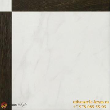 Версилия белый 45x45 ColiseumGres, глазурованный керамогранит