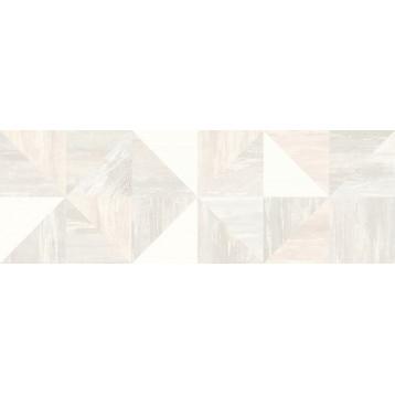 Fancy Blue Delacora облицовочная плитка настенная white 25x75