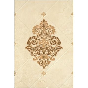 Marseillaise бежевый капитоне 27х40 Global Tile, настенный декор