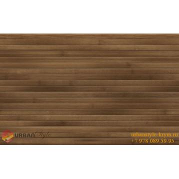Bamboo коричневый 25х40 Golden Tile, плитка настенная