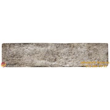 Brick Style Seven Tones табачный 6х25 Golden Tile, фасадная плитка