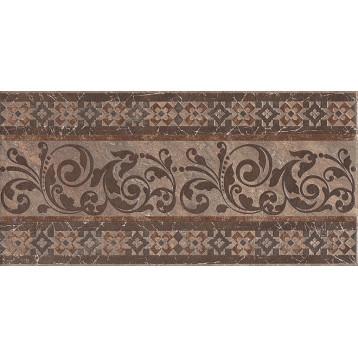 Бромли коричневый 19,6х40,2 Kerama Marazzi, напольный бордюр